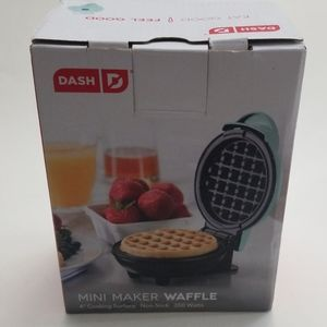 Dash Mini Waffle Maker Cute Gift